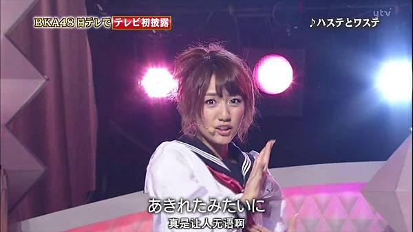 【东京不够热】130529 1番ソングshow AKB48剪辑_201361125426