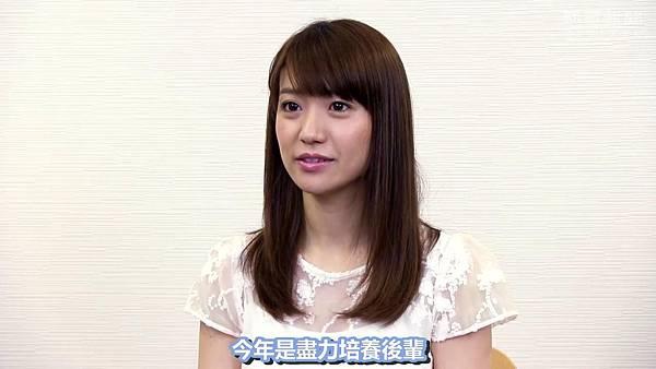 【EP_OshimaYuko字幕組】AKB的人生論-大島優子interview_2013624123122