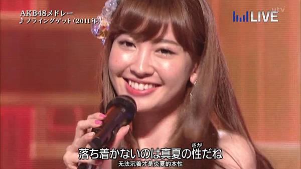 【东京不够热】130706 音楽のちから AKB48系全场剪辑版_2013711195148