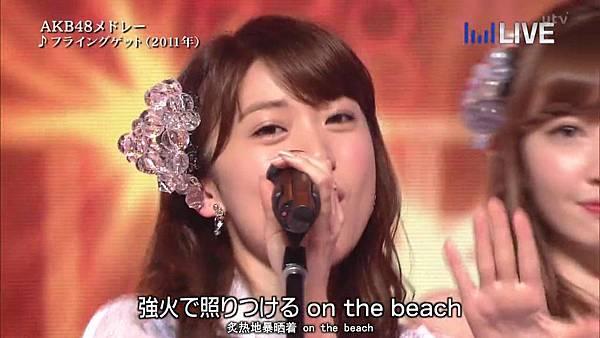 【东京不够热】130706 音楽のちから AKB48系全场剪辑版_2013711195116