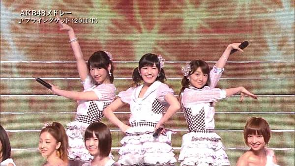 【东京不够热】130706 音楽のちから AKB48系全场剪辑版_2013711194945