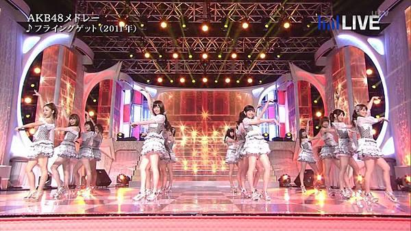 【东京不够热】130706 音楽のちから AKB48系全场剪辑版_2013711202314