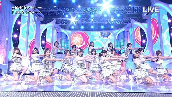 【东京不够热】130706 音楽のちから AKB48系全场剪辑版_201371121123