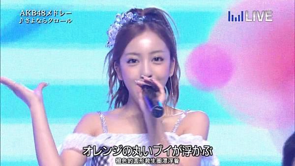 【东京不够热】130706 音楽のちから AKB48系全场剪辑版_2013711205836