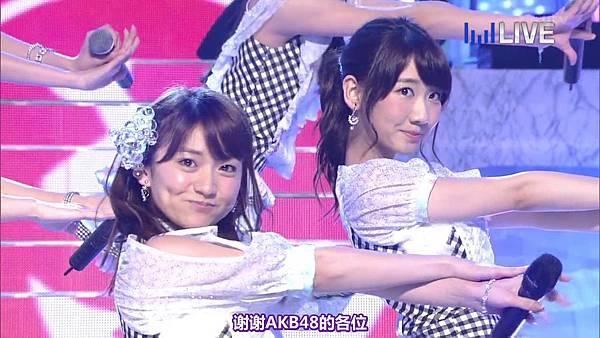【东京不够热】130706 音楽のちから AKB48系全场剪辑版_201371121210