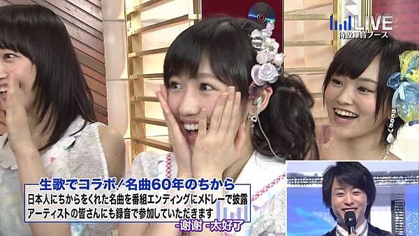 【东京不够热】130706 音楽のちから AKB48系全场剪辑版_2013711213548