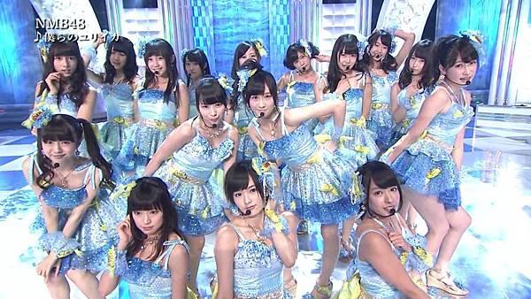 【东京不够热】130706 音楽のちから AKB48系全场剪辑版_2013711214525