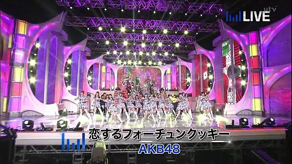 【东京不够热】130706 音楽のちから AKB48系全场剪辑版_2013711215618