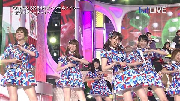 【东京不够热】130706 音楽のちから AKB48系全场剪辑版_201371121574