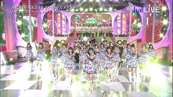 【东京不够热】130706 音楽のちから AKB48系全场剪辑版_201371123024
