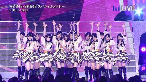 【东京不够热】130706 音楽のちから AKB48系全场剪辑版_201371123855