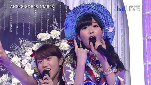 【东京不够热】130706 音楽のちから AKB48系全场剪辑版_2013711231134