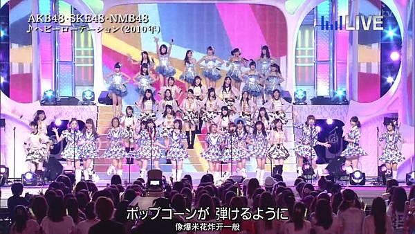 【东京不够热】130706 音楽のちから AKB48系全场剪辑版_201371123181