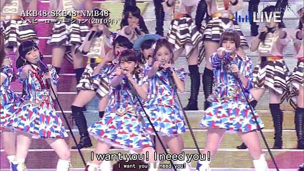 【东京不够热】130706 音楽のちから AKB48系全场剪辑版_2013711231558