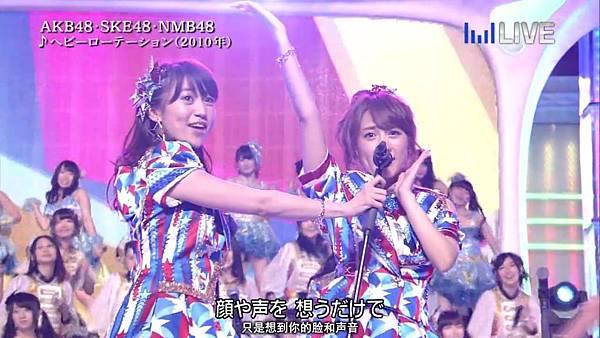 【东京不够热】130706 音楽のちから AKB48系全场剪辑版_2013711231843
