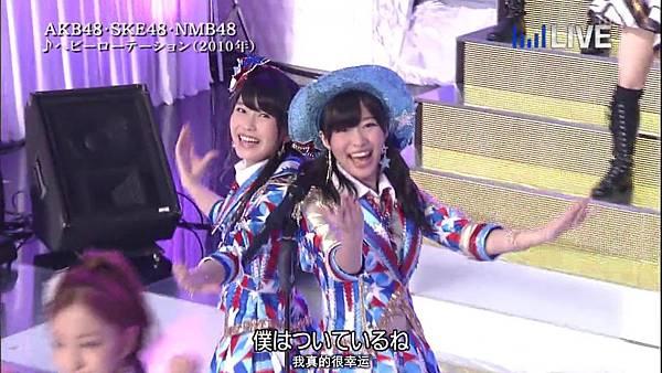 【东京不够热】130706 音楽のちから AKB48系全场剪辑版_2013711231937