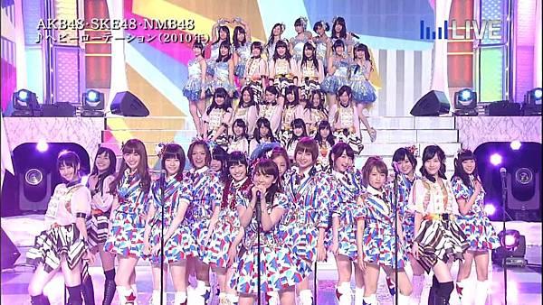 【东京不够热】130706 音楽のちから AKB48系全场剪辑版_2013711232318