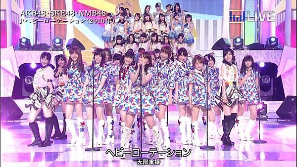 【东京不够热】130706 音楽のちから AKB48系全场剪辑版_2013711232430