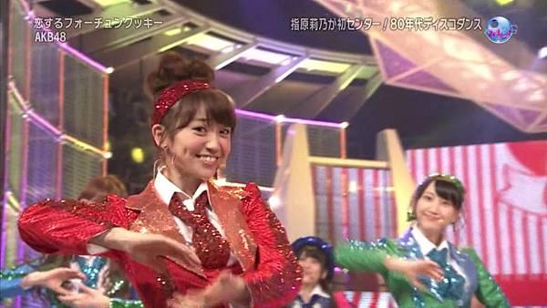 【东京不够热】130711 Music Japan AKB48座谈会—篠田麻里子sp(talk+live)_2013713215928