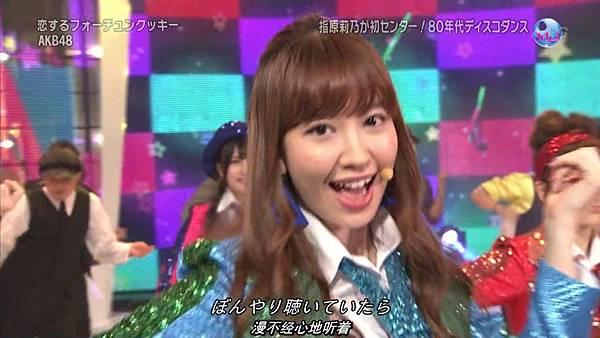 【东京不够热】130711 Music Japan AKB48座谈会—篠田麻里子sp(talk+live)_201371322139