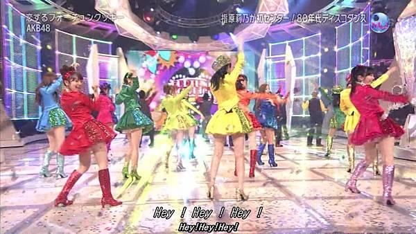 【东京不够热】130711 Music Japan AKB48座谈会—篠田麻里子sp(talk+live)_201371322226