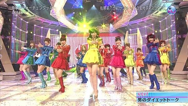 【东京不够热】130711 Music Japan AKB48座谈会—篠田麻里子sp(talk+live)_2013713225519