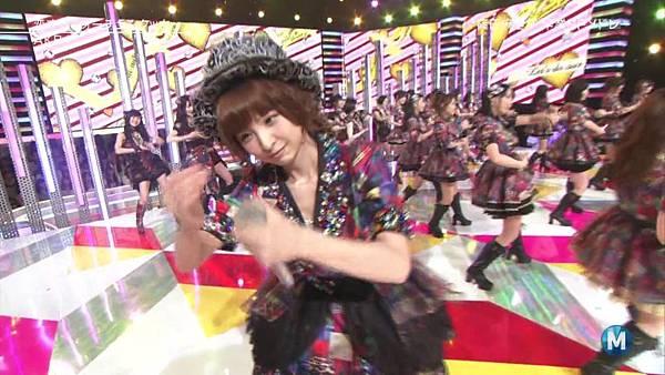【东京不够热】130712 Music Station 篠田麻里子毕业sp 剪辑版_201371521207