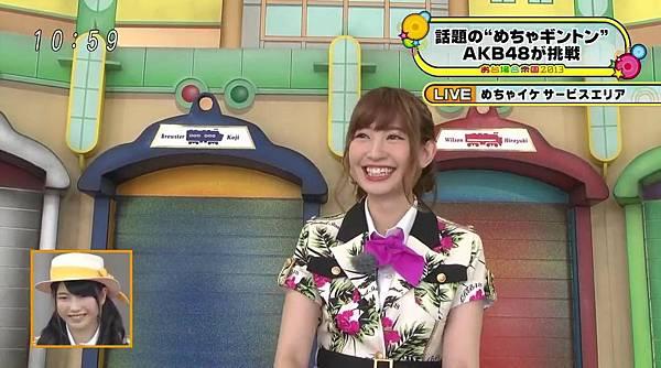 [豆乳字幕組]130713 AKB48×めざまし お台場合衆国開国SP_2013723182718