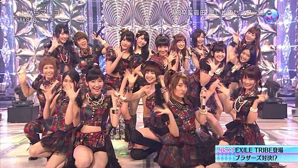 【东京不够热】130725 Music Japan 篠田麻里子毕业sp (下)_2013727233442