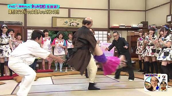 【东京不够热】130803 爆烈お父さん - FNS27時間テレビ_201387215831
