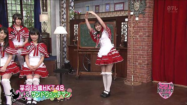 【HKT字幕组】130820 HKT48豚骨魔法少女学院 ep08_20138273136