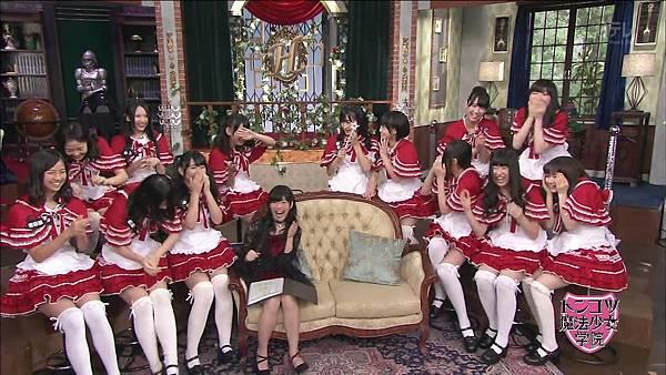 【HKT字幕组】130827 HKT48 Tonkotsu Maho Shoujo Gakuin ep09_2013912134824