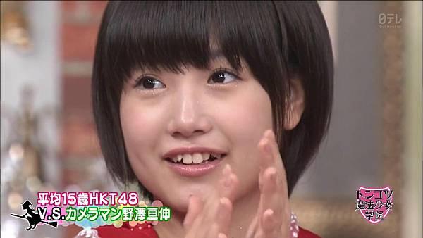 【HKT字幕组】130827 HKT48 Tonkotsu Maho Shoujo Gakuin ep09_201391213502