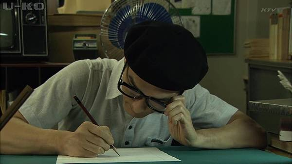 【U-ko字幕组】130924 神的貝雷帽 中日雙語_201392825336