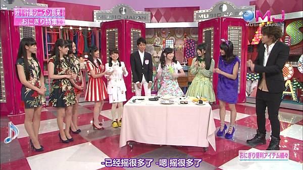 【东京不够热】130926 Music Japan Not yet 剪辑版_201393013416