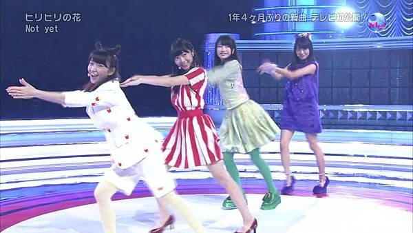 【东京不够热】130926 Music Japan Not yet 剪辑版_2013930132415