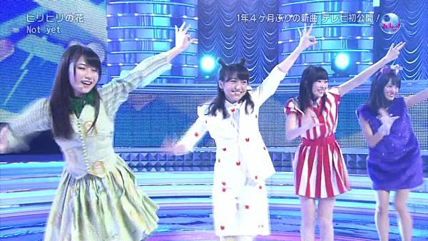 【东京不够热】130926 Music Japan Not yet 剪辑版_2013930132518