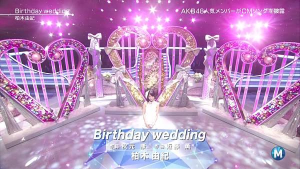 【东京不够热】130927 Music Station AKB48 剪辑版_201310116353