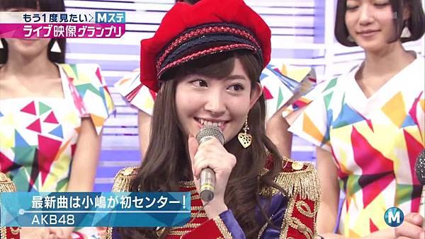 【东京不够热】130927 Music Station AKB48 剪辑版_2013101165758