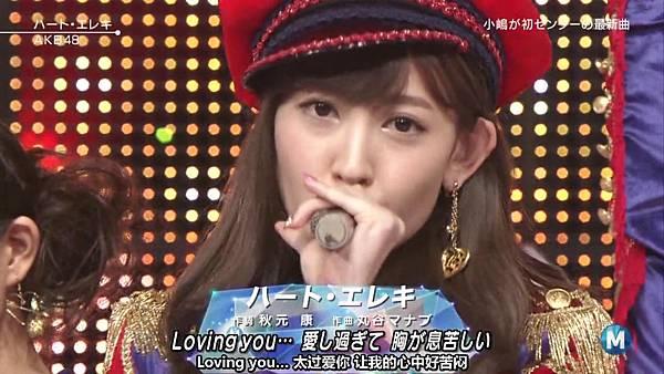 【东京不够热】130927 Music Station AKB48 剪辑版_2013101172928