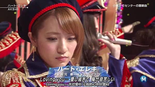 【东京不够热】130927 Music Station AKB48 剪辑版_2013101173025