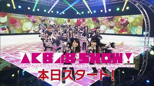 【触角革命字幕组】AKB48 Show_完整版_2013101120016