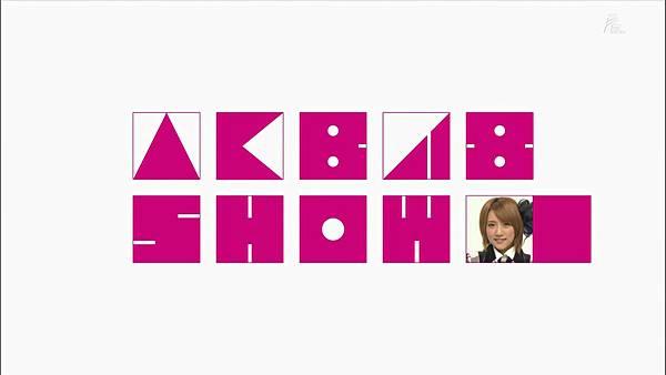 【触角革命字幕组】AKB48 Show_完整版_20131011205651