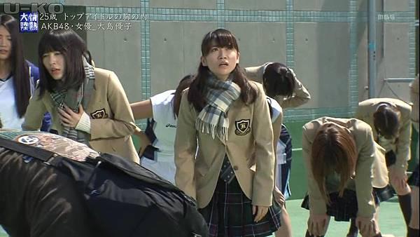 【U-ko字幕組】131020 情熱大陸 大島優子_201310237836