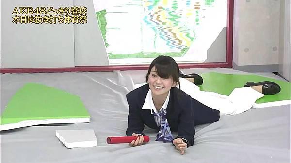 【东京不够热】131116「めちゃ×2イケてるッ!」AKB48大运动会SP_20131120122446