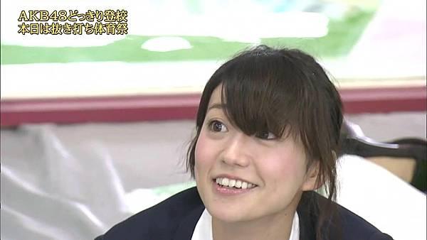 【东京不够热】131116「めちゃ×2イケてるッ!」AKB48大运动会SP_20131120122453
