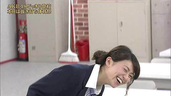 【东京不够热】131116「めちゃ×2イケてるッ!」AKB48大运动会SP_20131120123058