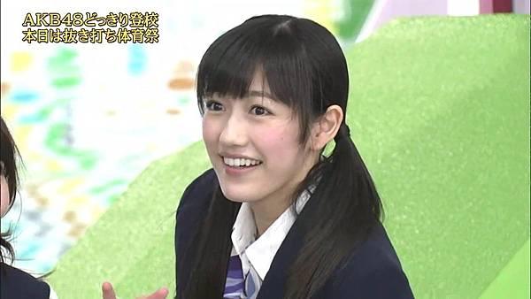 【东京不够热】131116「めちゃ×2イケてるッ!」AKB48大运动会SP_20131120123812