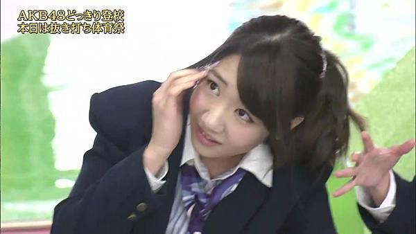 【东京不够热】131116「めちゃ×2イケてるッ!」AKB48大运动会SP_2013112012380
