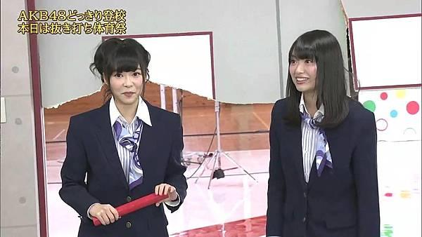 【东京不够热】131116「めちゃ×2イケてるッ!」AKB48大运动会SP_20131120125446